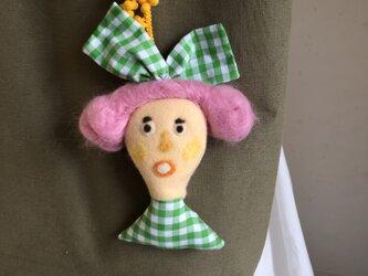 女の子の人形 Gの画像