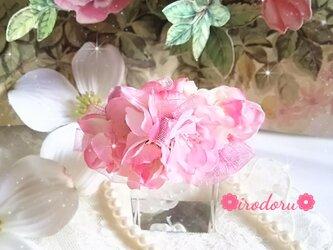 **irodoru**桜乙女夢見る桜の小さな花飾り。。**の画像
