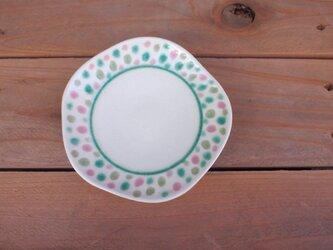 花小皿の画像