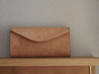 envelope - 長財布 (ミツロウ)の画像