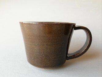飴釉 マグカップの画像