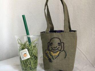 カフェバッグ 七福神 布袋の画像