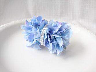 ribbon corsage (ミズイロ)の画像