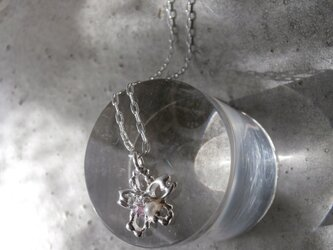 桜のSVペンダントの画像