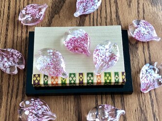 桜ノ花びら 箸おき 小物の画像