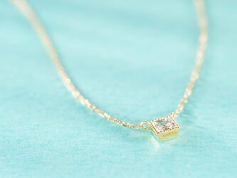 """""""One of a Kind""""限定Jewelry◇K18YG×Buguette Diamond 0.156ctの画像"""