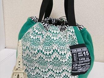 [限定Sale]ボール型巾着バッグの画像