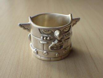 トーテムポールのリングの画像
