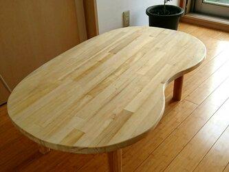 集成のビーンズテーブルの画像