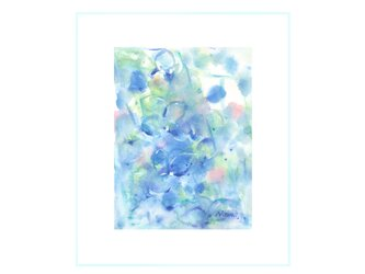 『紫陽花glass』の画像