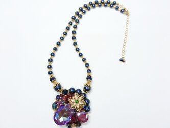 Rita necklace-NVBGDLの画像