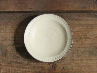 しのぎ手小皿(蘭越)の画像