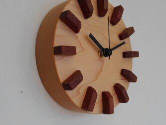 小さな掛け時計①の画像