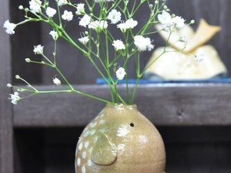 魚花器の画像