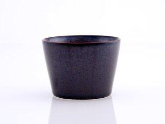 プチカップ(S) アメ(光沢のある茶色)の画像