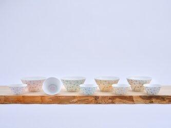 桜モチーフ カップ(L) 金の画像