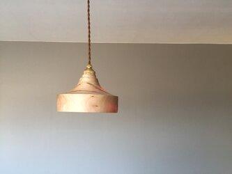 ランプシェード #2    カエデの画像