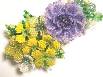 バレッタ Bouquet  (キャノーラ)の画像
