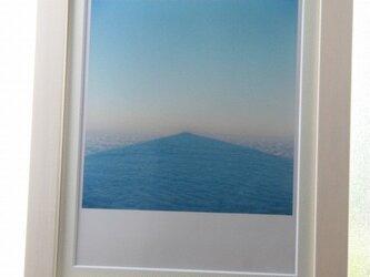 冨士美景 『冨士山の影』  Shadow of Mt.Fujiの画像