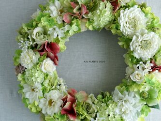 Wreath ~to be happy~ 39cmの画像