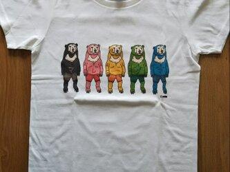 Tシャツ 【レディースM】「マレー5」の画像