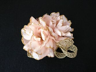 rose corsage ( copper pink )の画像