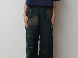 nica pants HOSO cottonの画像