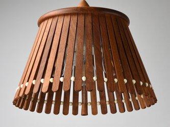 マホガニーのライトLの画像