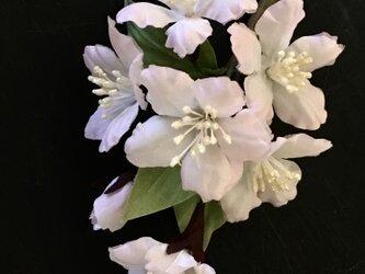桜のコサージュ  Bの画像