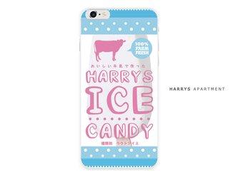 iphoneXR ケース アイス キャンディ スマホケースの画像