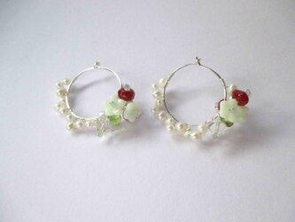 【romantic pierced earrings1】の画像