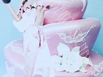 ピンク・マリー・アントワネット「ケーキを召し上がれ」の画像