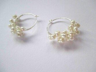 【romantic pierced earrings2】の画像