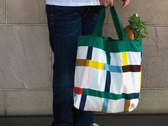 コンパクト おかいのもかばん  カラフル Gの画像