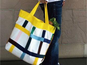 コンパクト おかいのもかばん  カラフル Yの画像