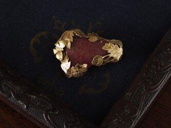 薔薇色の石 ロードナイトの画像