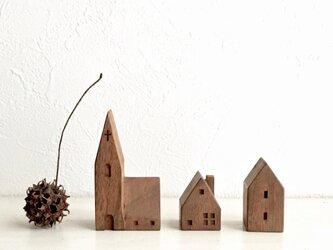 小さな木の家 ー教会49ーの画像