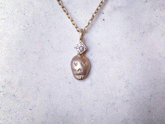 K10 Memento mori necklaceの画像