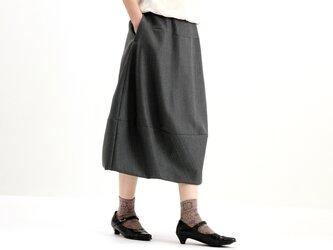 バルーンスカート(ヘリンボーン)#239の画像
