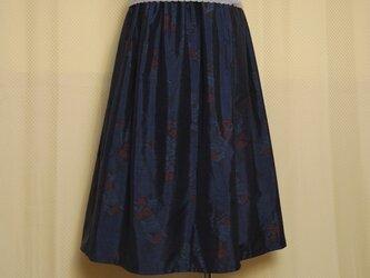 ギャザースカート 7009の画像