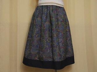 ギャザースカート 7010の画像