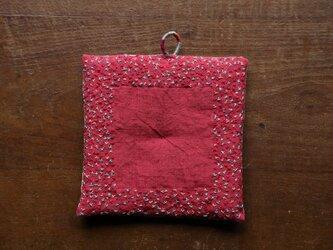 ばってん刺繍の鍋敷き 014の画像