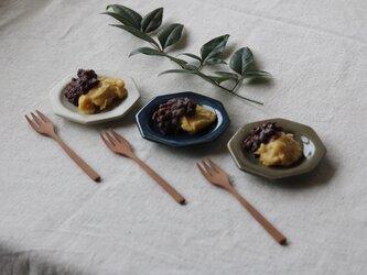 八角豆皿の画像
