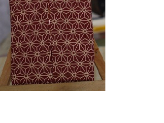 2袋入のポケットティシュケースーー3の画像
