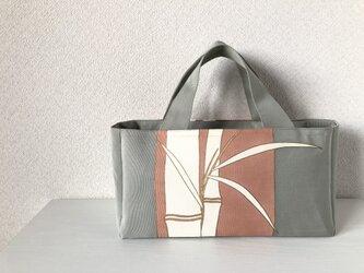 帯バッグ〜竹〜の画像