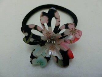 キレイ桐谷magicの綺麗さを誘う桐谷モデルの髪飾りの画像