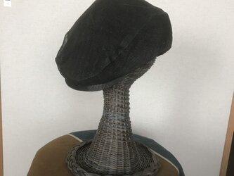 2019春の新作「帽子、ハンチング」の画像