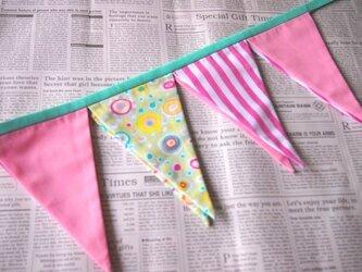 ガーランド(Flag Garland)Mon bebeの画像