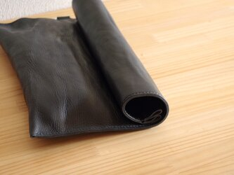 【受注生産】clutch bag/blackの画像