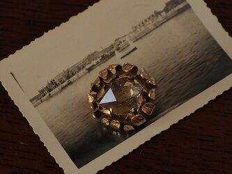 光の花 ハーキマーダイヤモンドの画像